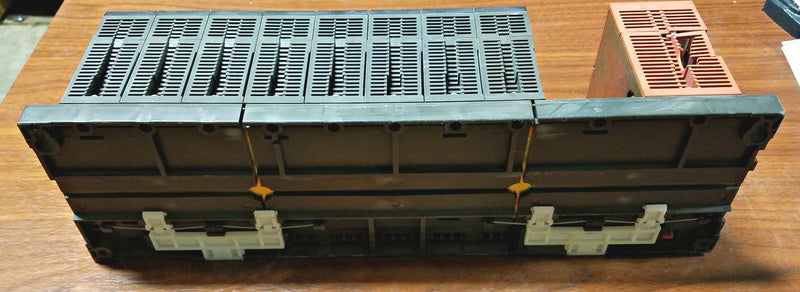 Mitsubishi Melsec Power Supply A1S61P with Output Unit A1SY41