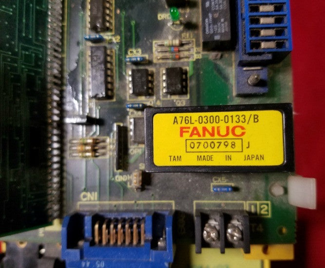 Fanuc A06B-6058-H005 Servo Amplifier - Electrical Equipment - Metal Logics, Inc. - 4
