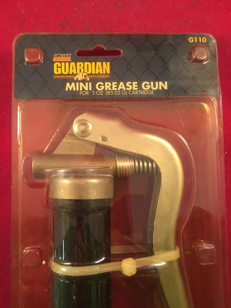 Guardian Mini Grease Gun G110 - Auto Accessories - Metal Logics, Inc. - 2