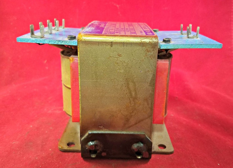 GE Transformer Model 9T58B3700 - Transformers - Metal Logics, Inc. - 6