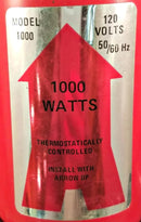 13100 Kat Circulation Tank Heater Model 1000 - Auto Accessories - Metal Logics, Inc. - 3