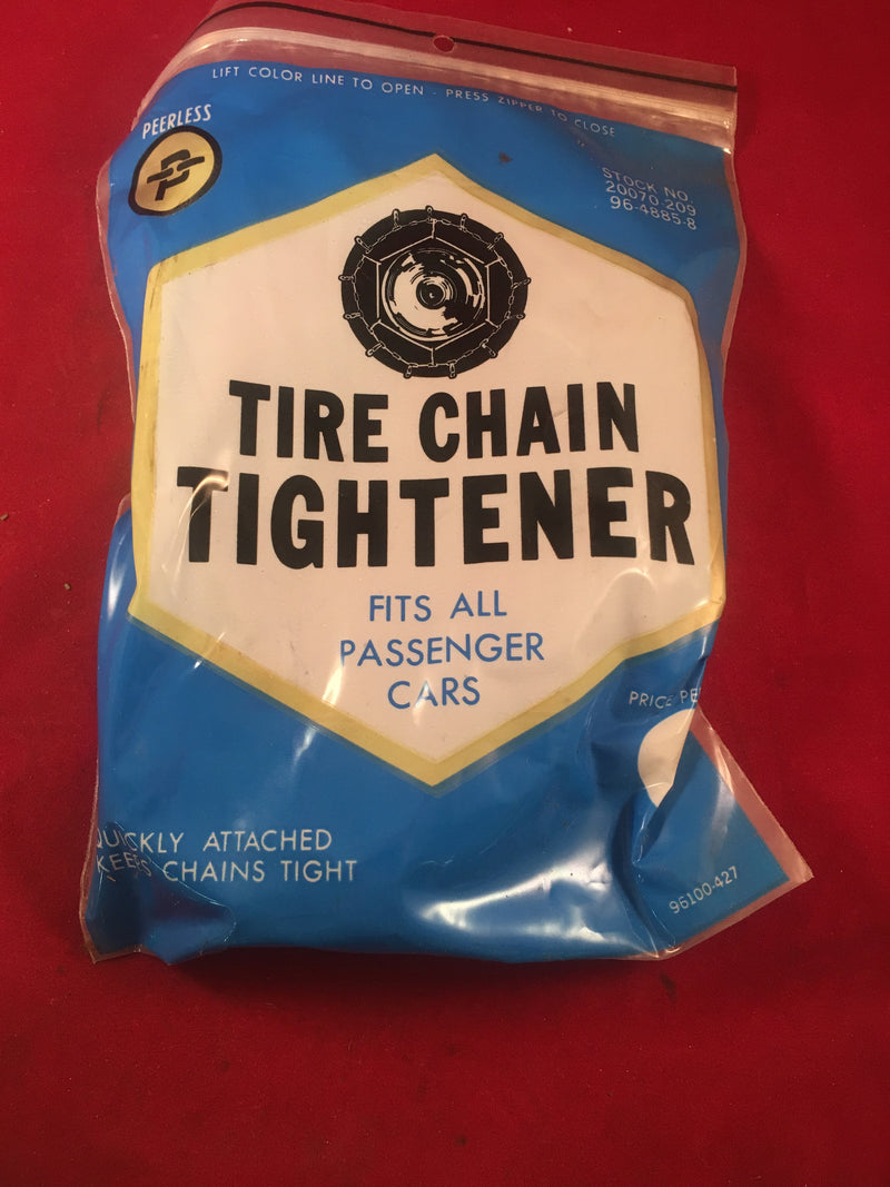 Peerless Tire Chain Tightener 20070-209 - Auto Accessories - Metal Logics, Inc. - 1