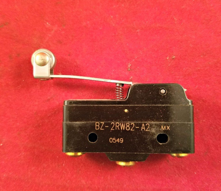 Honeywell Micro Limit Switch BZ-2RW82-A2 - Sensors And Switches - Metal Logics, Inc. - 1