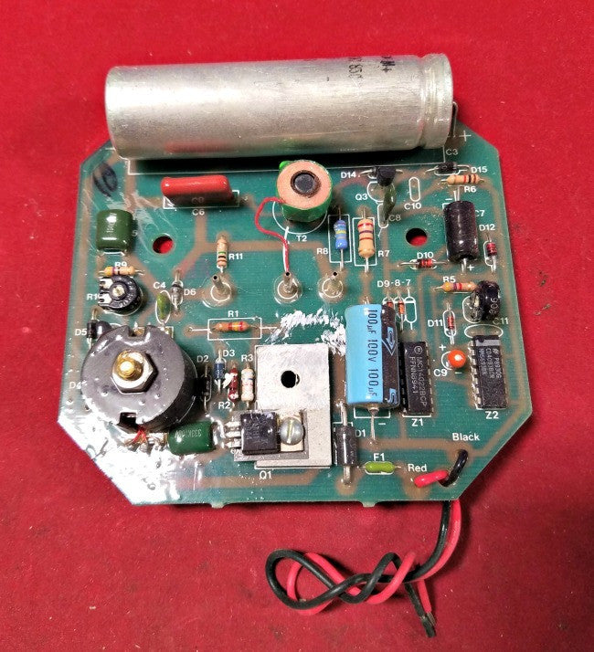 Target Tech 12 VDC Power Supply