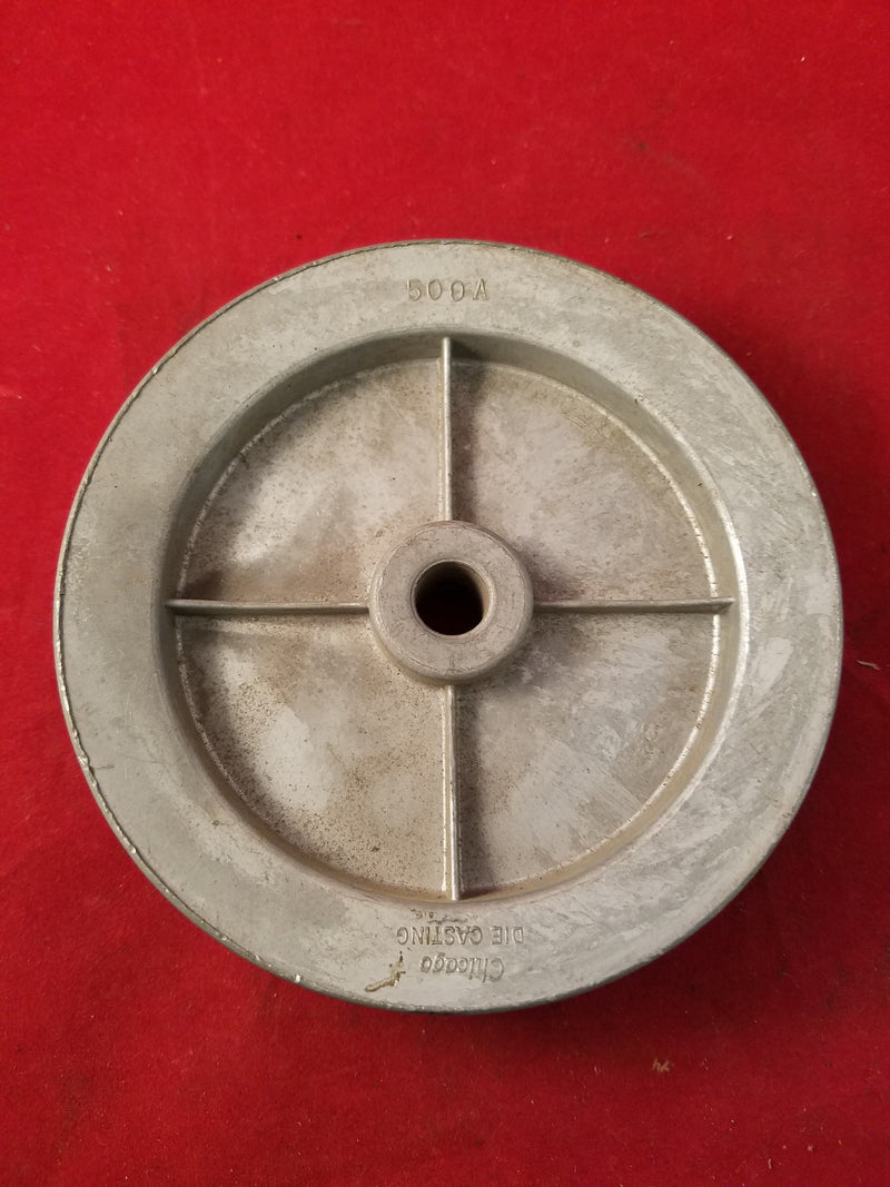 Chicago Die Cast Pulley 500-A