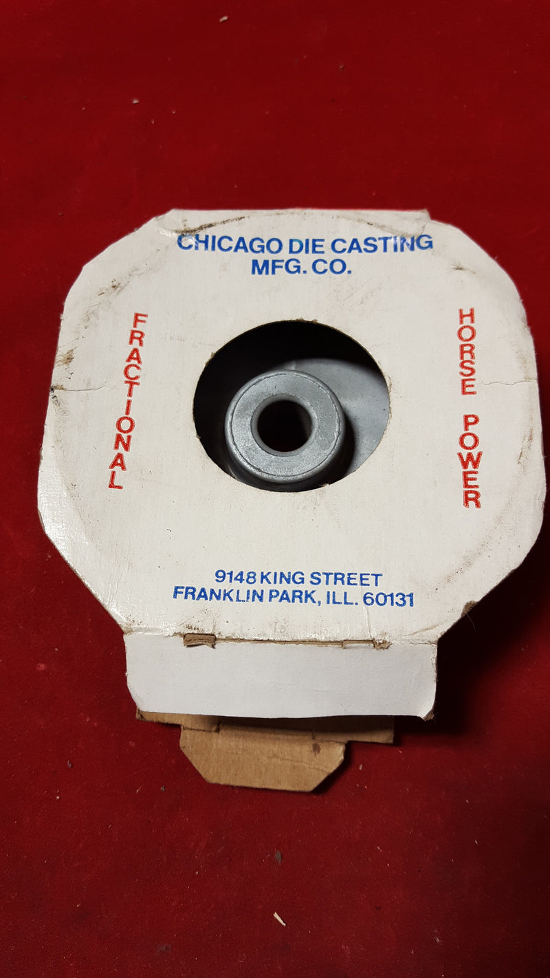 Chicago Die Cast Pulley 400-A