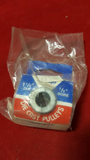 "Chicago Die Cast Pulley 150-A 1-1/2"" D 1/2"" B - Small Parts - Metal Logics, Inc. - 1"