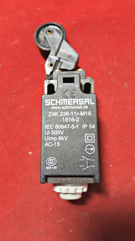 Schmersal Non-Autoreset End Switch Z4K 236-11r-M16-1816-2