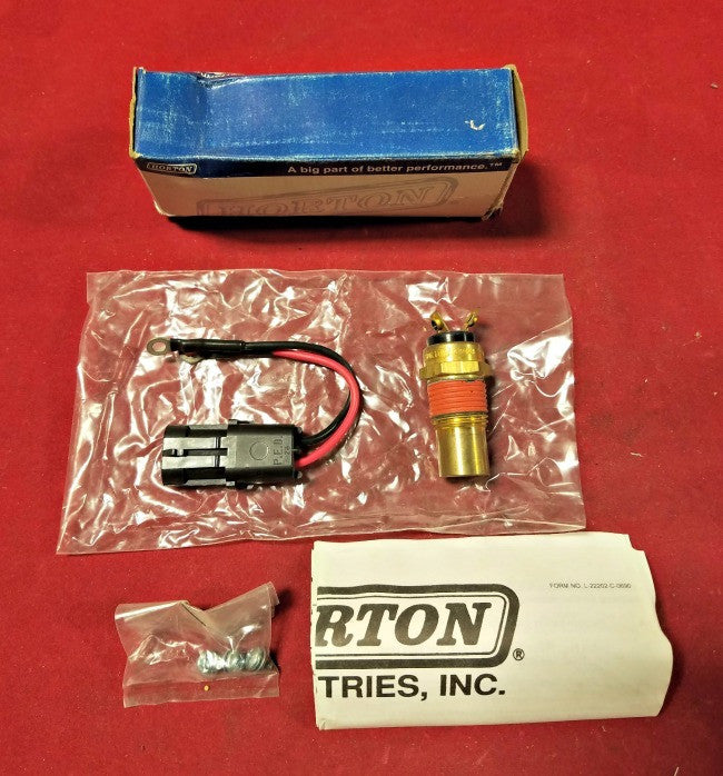 Horton Thermal Switch