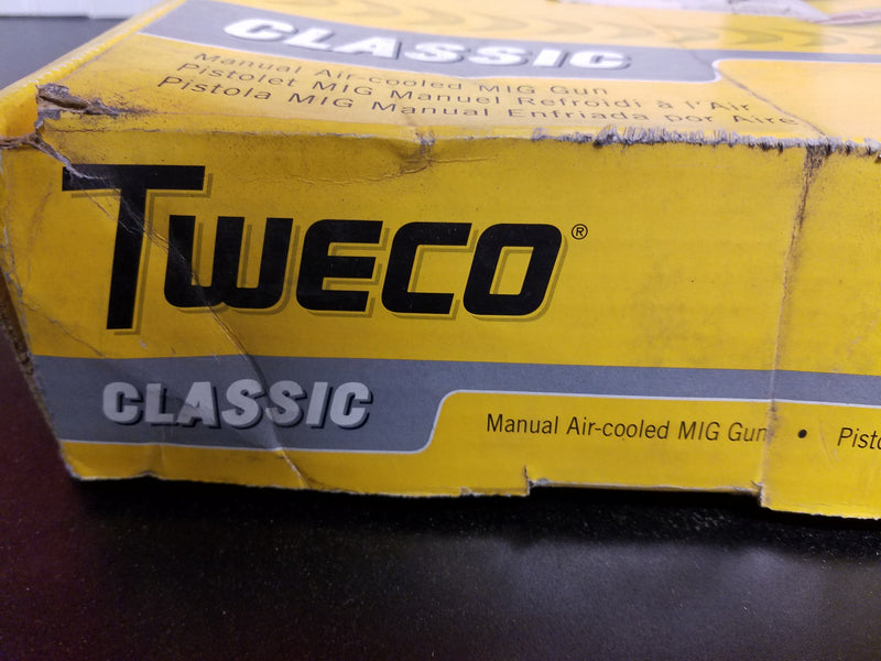 Tweco Classic Manual Air-cooled MIG Gun (Welding)