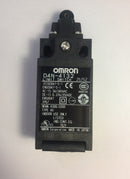 Omron D4N-4132 Safety Limit Switch Snap Action Double Break Roller Plunger