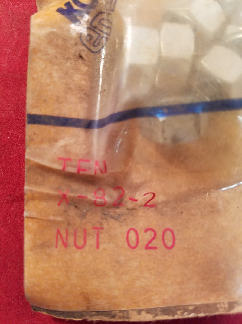 Kohler X-82-2/X822 Nuts - 1 Pack of 10