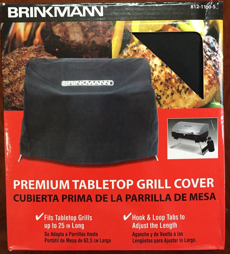 Bulk Lot of 10,000 Brinkmann Premium Tabletop Grill Covers