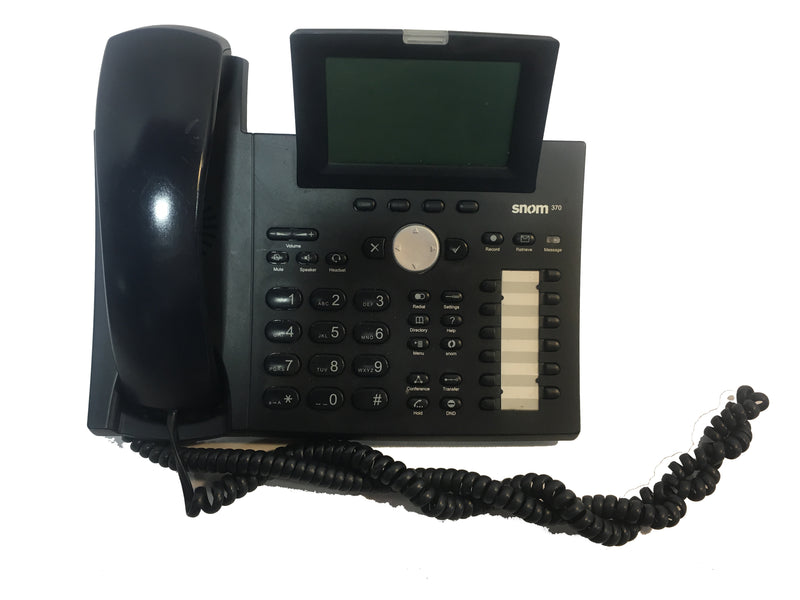 Snom 370 Business VoIP Wall Phone
