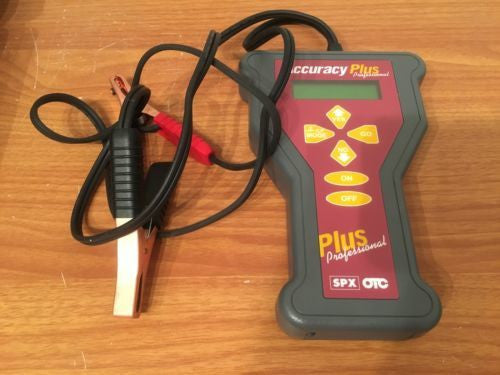 OTC Accuracy Plus Battery Tester 3165