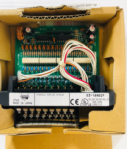 Automation Direct D3-16ND2F PLC Input Module