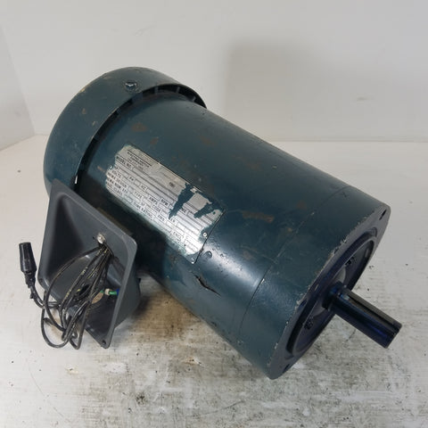 AO Smith P145M4UE100 1.5HP 3 Phase Electric Motor