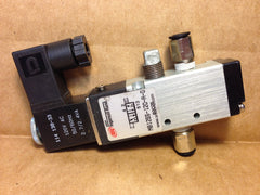 Ingersoll Rand M812SS-120-A-G Compact Solenoid Valve