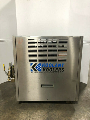 Dimplex Thermal Solution JH1000-43-V Koolant Koolers Chiller