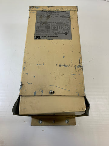 Acme General Purpose Transformer TF-2-17439 KVA 2.0