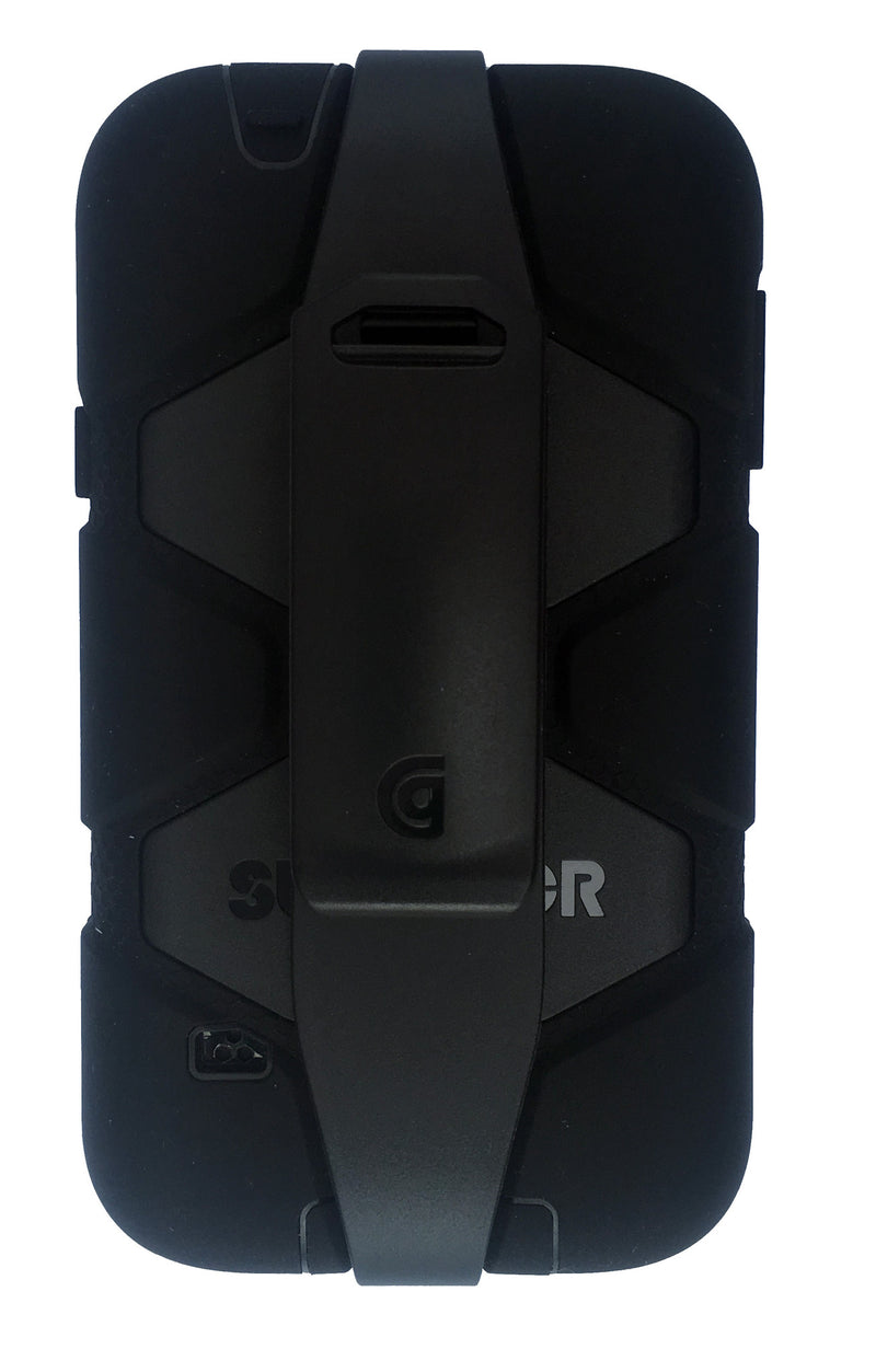 Griffin Survivior All-Terrain for Samsung Galaxy S5 - Black - Consumer Products - Metal Logics, Inc. - 2