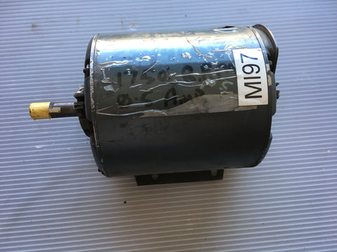 Electric Motor 230/460 V 1750 RPM .5 Amp