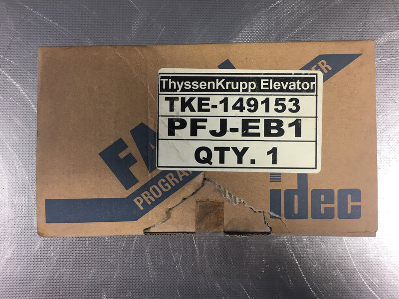 Idec FA1J PFJ-EB1U Expansion Base Unit Series TKE-149153