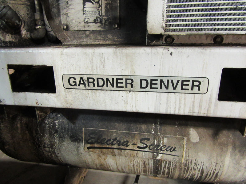 Gardner Denver Air Compressor - Machinery - Metal Logics, Inc. - 1