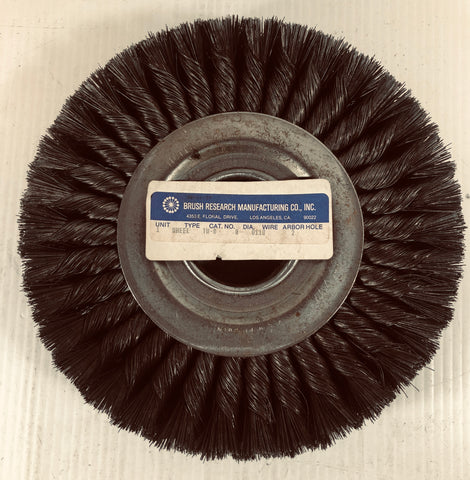 Brush Research Manufacturing TW-8 Steel Wire Wheel 0118