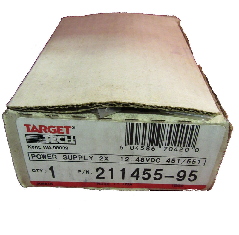 Target Tech Power Supply Model 211455-95 -  - Metal Logics, Inc. - 1