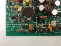 Barber Colman Servo Amplifier PSB Assembly A-13441-1 Circuit Board