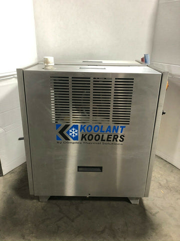 Dimplex Thermal Solution Koolant Koolers JH1501-M 3 PH Chiller