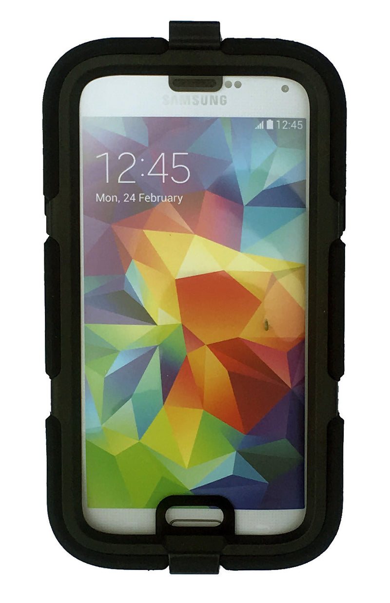 Griffin Survivior All-Terrain for Samsung Galaxy S5 - Black - Consumer Products - Metal Logics, Inc. - 1