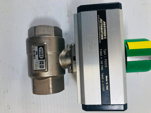 Assured Automation Valve Type: PD015 V101 DN25 PN50