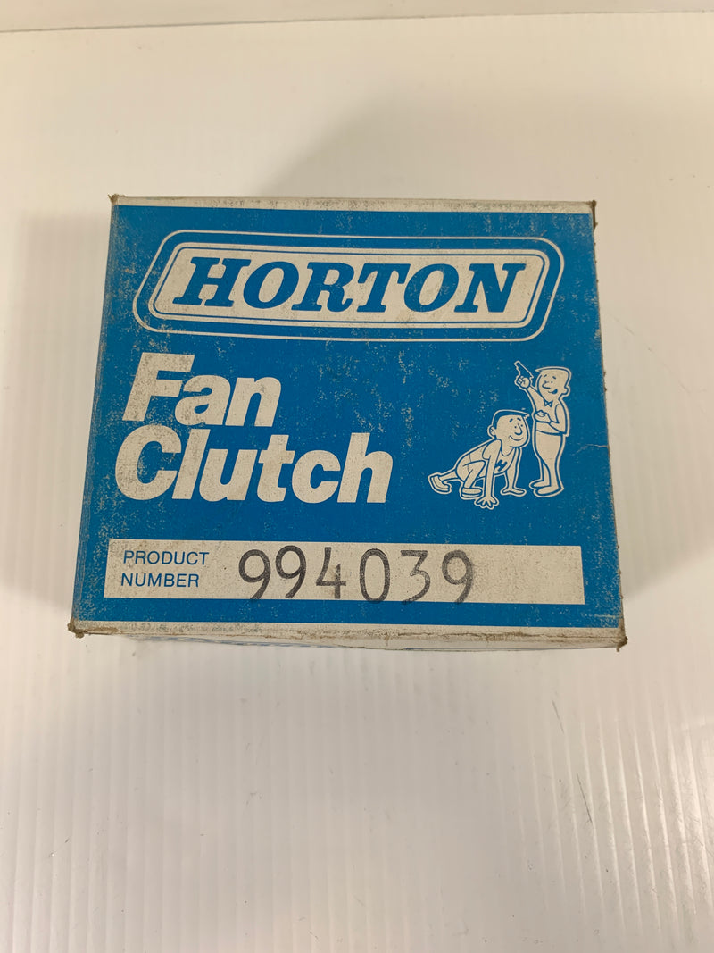 Horton Fan Clutch Adapter Fan Model: 994039