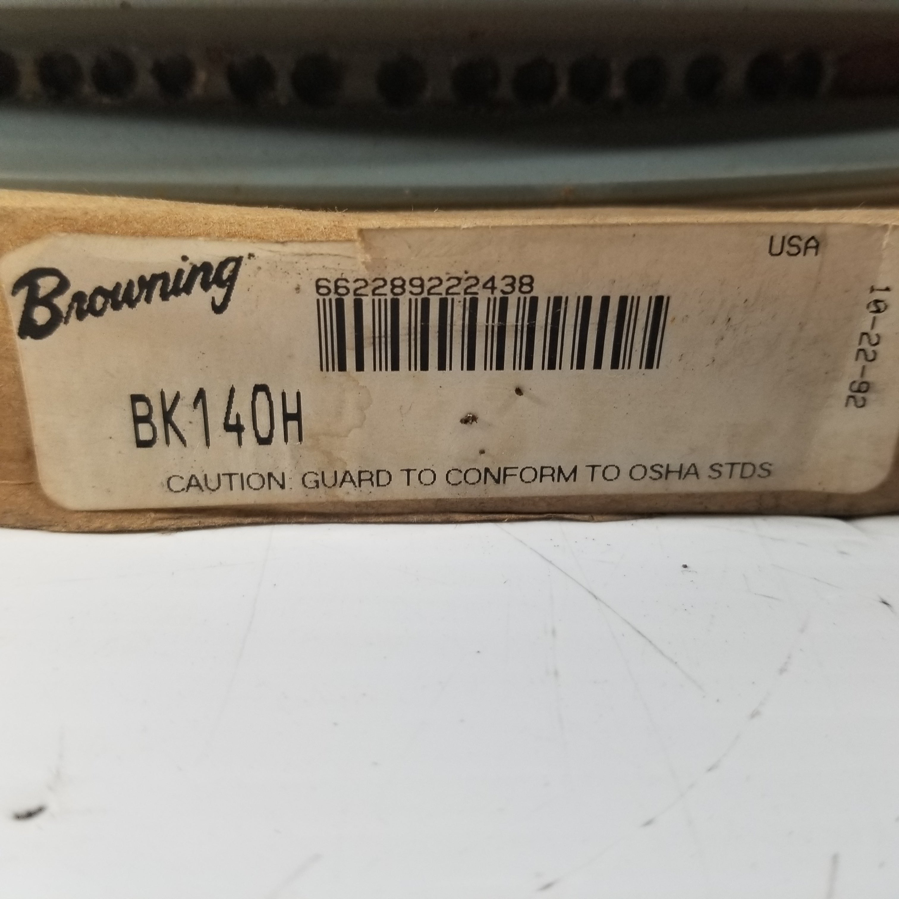 Browning BK140H Sheave Pulley | Metal Logics, Inc