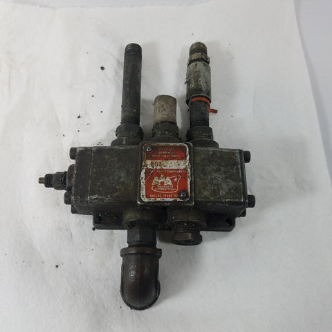 AAA Products 4 Way Air or Gas Valve R03
