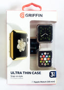 Griffin Apple Watch Ultra Thin Case Snap-On Style 3 Colors - Consumer Products - Metal Logics, Inc. - 2