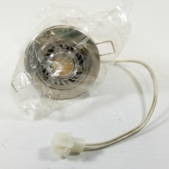 ITC LED Overhead Light Fixture 69817-BS MR16 Silver12-30V 4.2W