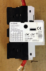 Fuji Electric Manual Motor Controller BM3RSB-004