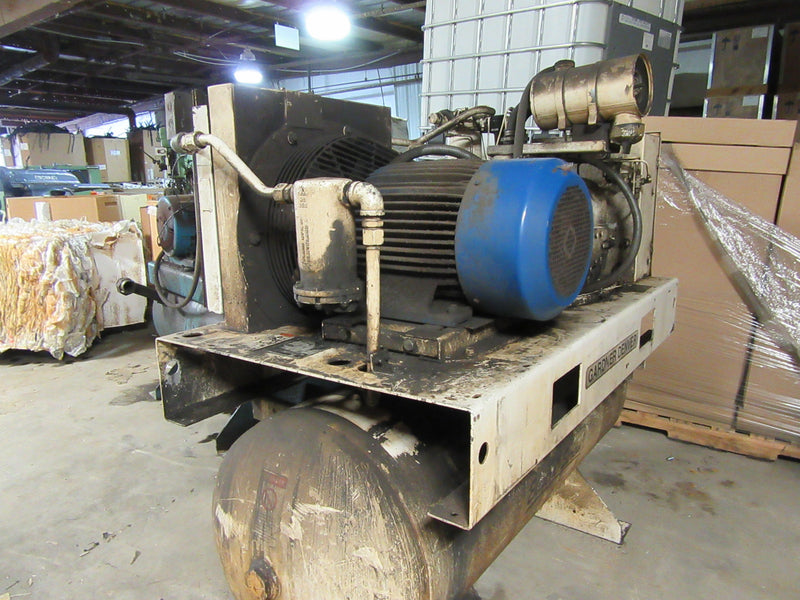 Gardner Denver Air Compressor - Machinery - Metal Logics, Inc. - 2