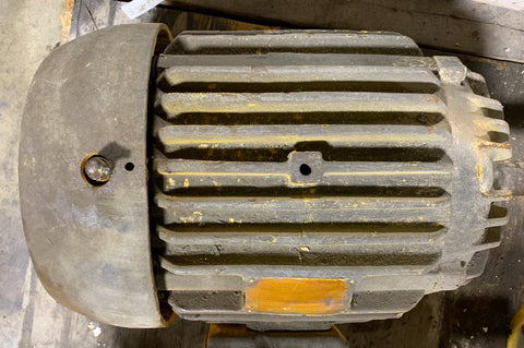 Allis-Chalmers Induction Motor RGZ 20 HP 3 PH