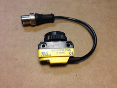 Banner Photoelectric Sensor Model QS18VP6LPQ5 - Electrical Equipment - Metal Logics, Inc. - 1