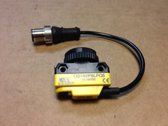 Banner Photoelectric Sensor Model QS18VP6LPQ5 - Electrical Equipment - Metal Logics, Inc. - 2