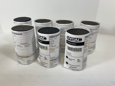 Hydac Kit Wear Check Lot of 7