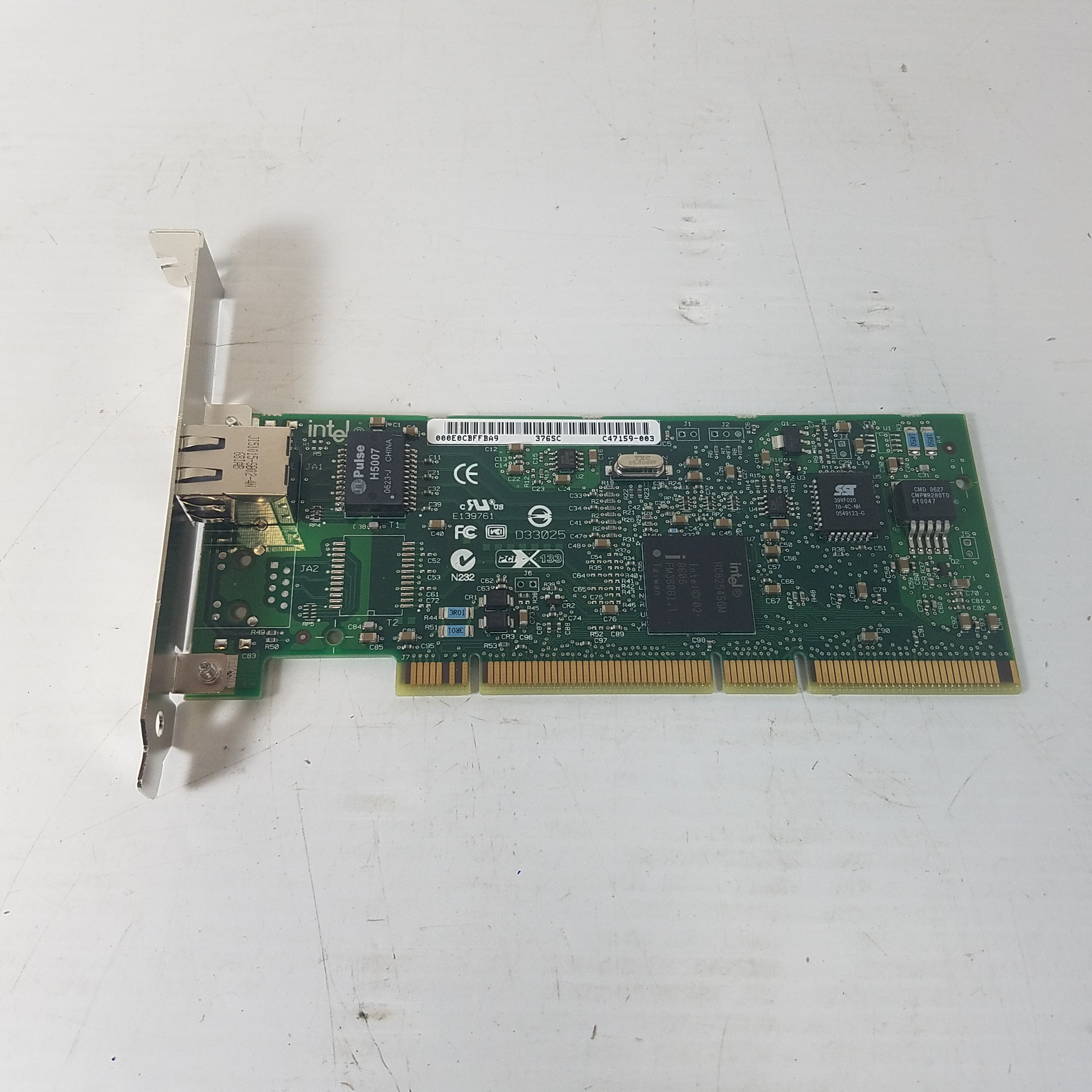 Intel PRO Gigabit LAN Card W1392 Dell 0W1392