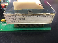 Scot Electrical Products 109-P-00001 ONFF5