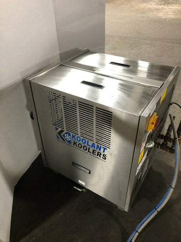 Dimplex Thermal Solution JHI-1001 Koolant Koolers Chiller 460V 3 PH 60 Hz