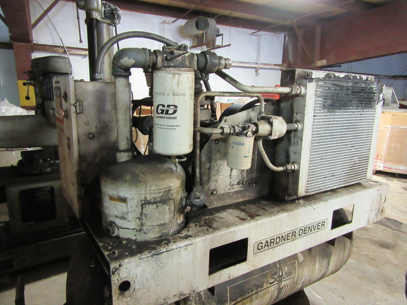 Gardner Denver Air Compressor - Machinery - Metal Logics, Inc. - 6