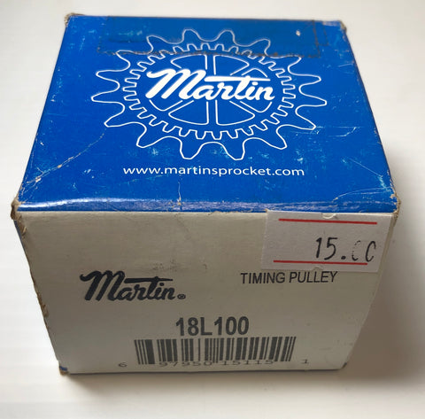 Martin 18L100 Timing Pulley